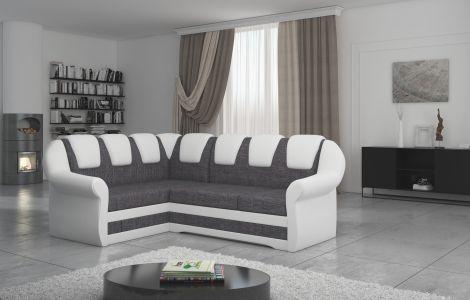 Угловый диван - Lord II-P (Pаскладной с ящиком для белья)