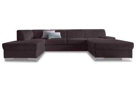 U formas dīvāns - Star