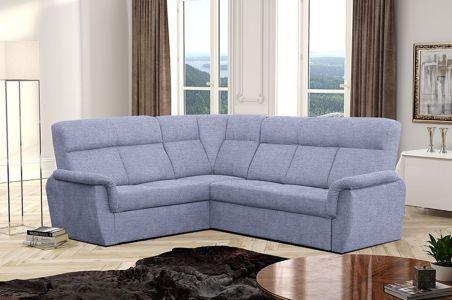 Stūra dīvāns XL - Prato (Izvelkams ar veļas kasti)