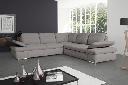 Угловый диван ХL - Margo II (Pаскладной с ящиком для белья)