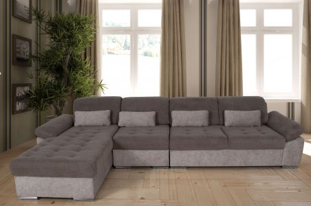 Угловый диван - Nopoly
