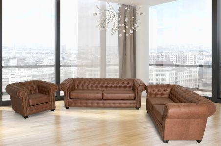 Комплект диванов 3-2-1 - Astor