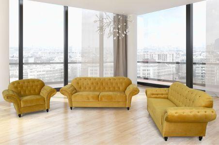 Dīvānu komplekts 3-2-1 - Beso