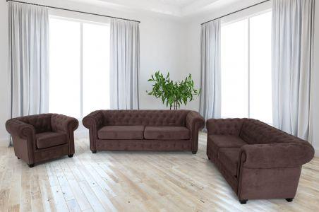Dīvānu komplekts 3-2-1 - Imperial