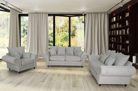 Dīvānu komplekts 3-2-1 - Roma