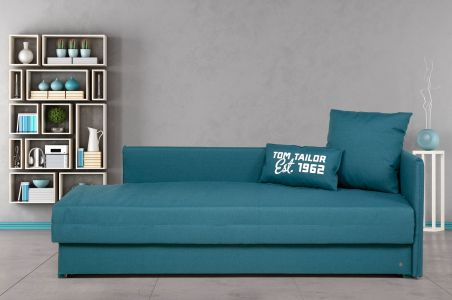 3 seat sofa - Guest (Pull-out with laundry compartment)