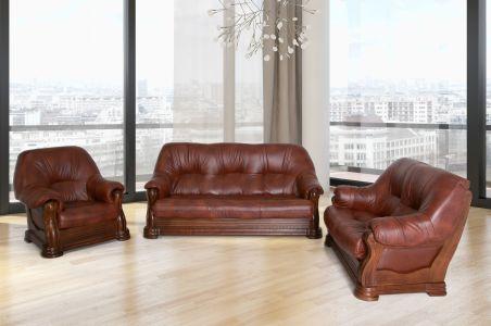 Комплект диванов 3-2-1 - Elegant (Pаскладной)