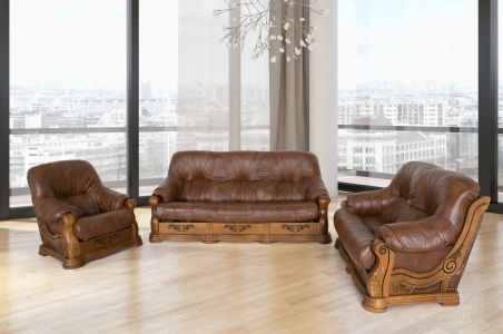 Комплект диванов 3-2-1 - Roma (Pаскладной)