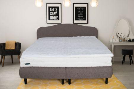 Kontinentālā gulta 140x200 - Krone