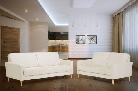 Комплект диванов 3-2 - Kiara