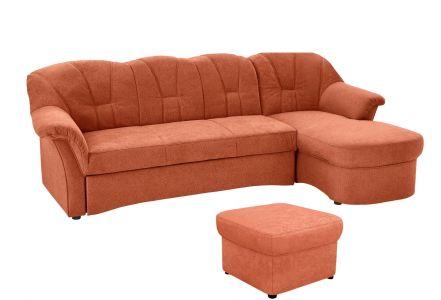 Stūra dīvāns - Papenburg (Izvelkams)