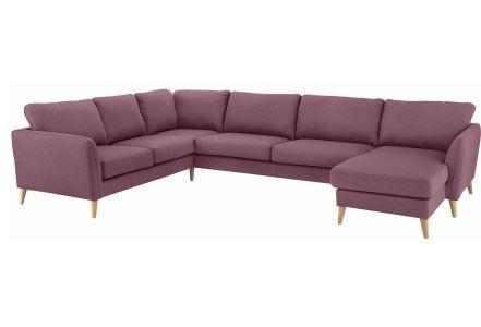 U formas dīvāns - Marseille