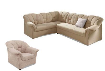 Stūra dīvāns - Papenburg-M