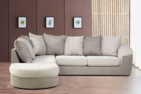 Stūra dīvāns - Boreal