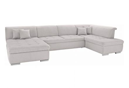 U shape sofa - Baxter (Pull-out with laundry compartment)