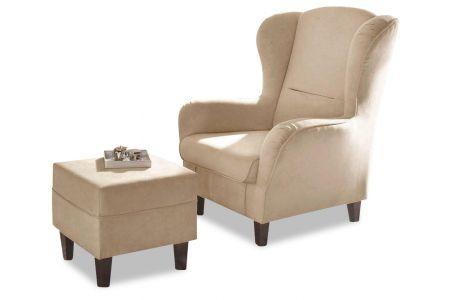 Lielais krēsls - Nicola