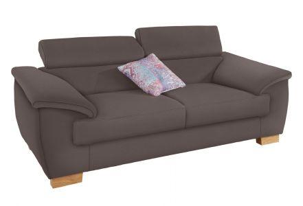 2 seat sofa - Severo with hocker