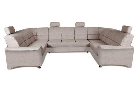 U-образный диван - Milano - P