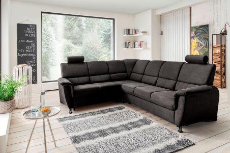 Stūra dīvāns XL - Pisa (Izvelkams ar veļas kasti)