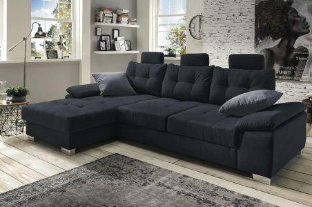 Угловый диван - Brezza (Pаскладной)