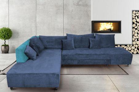 Угловый диван - Split-P (Pаскладной)