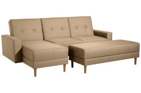 Угловый диван - Just Chill (Pаскладной с ящиком для белья)