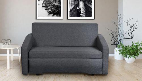 Dīvāns - gulta - Elly (Izvelkams)