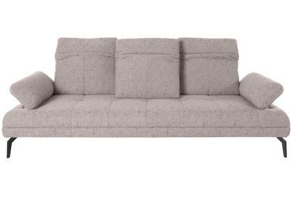 Trīsvietīgs dīvāns - Stenlille ar pufu