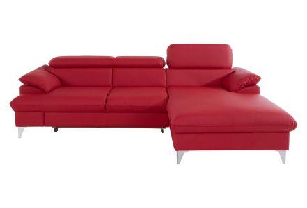 Угловый диван - David (Pаскладной с ящиком для белья)