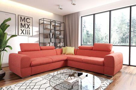 Угловый диван ХL - Primo (Pаскладной с ящиком для белья)