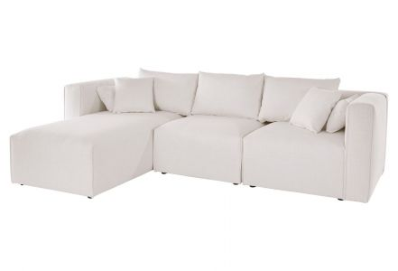 Corner sofa - Marble (Pull-out)