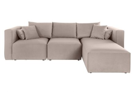 Stūra dīvāns - Marble