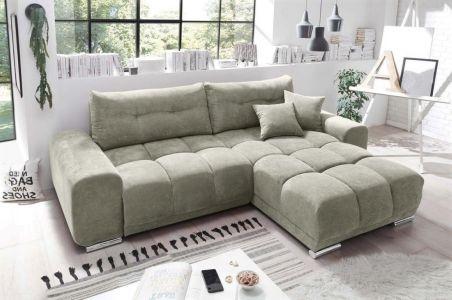 Угловый диван - Paco (Pаскладной с ящиком для белья)