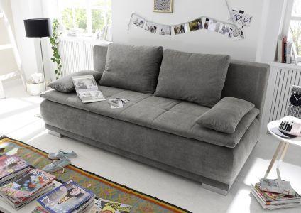 Двухместный диван - Luigi (Pаскладной с ящиком для белья)