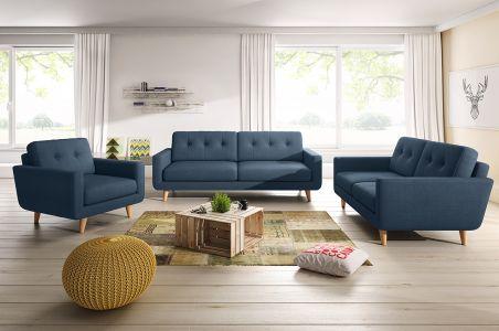 Dīvānu komplekts 3-2-1 - Alexander