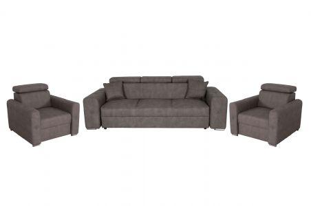 Комплект диванов 3-1-1 - Bellagio