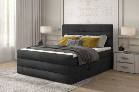 Boxspring bed 180x200 - Cande