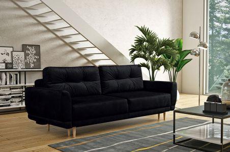 Trīsvietīgs dīvāns - Kalle (Izvelkams)