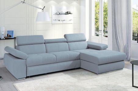 Угловый диван - Lizbona I (Pаскладной с ящиком для белья)