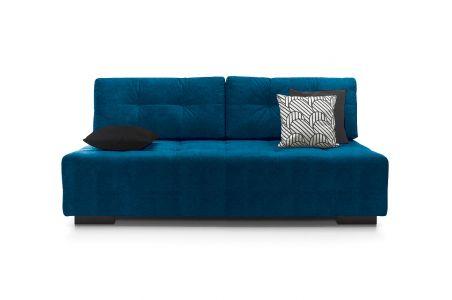 Двухместный диван - Rocco (Pаскладной с ящиком для белья)