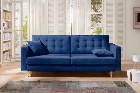 Trīsvietīgs dīvāns - Tivoli (Izvelkams ar veļas kasti)