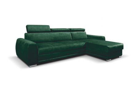 Угловой диван с взаимозаменяемим углом - Moon Mini (Pаскладной)