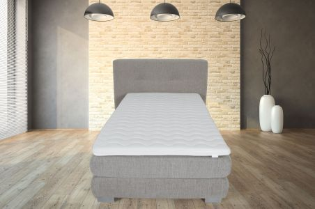 Kontinentālā gulta 90x200 - Lilien