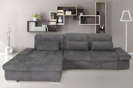 Stūra dīvāns - Santa Cruz (Izvelkams)