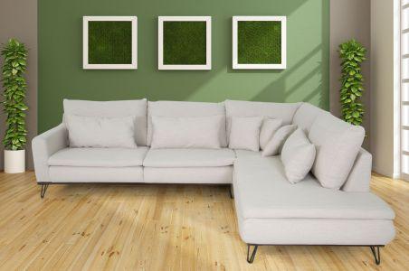 Stūra dīvāns - Margaret