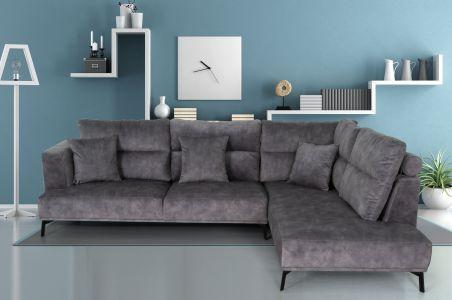 Stūra dīvāns - Sergio