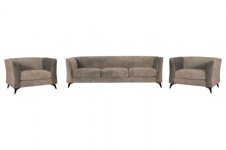 Комплект диванов 3-1-1 - Leeds