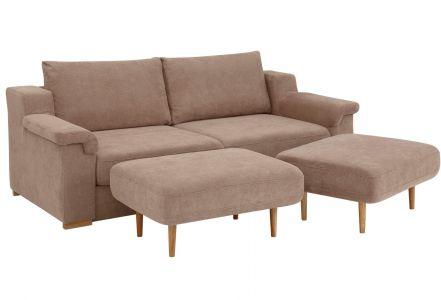 Tрехместный диван - Tiny (Pаскладной с ящиком для белья)