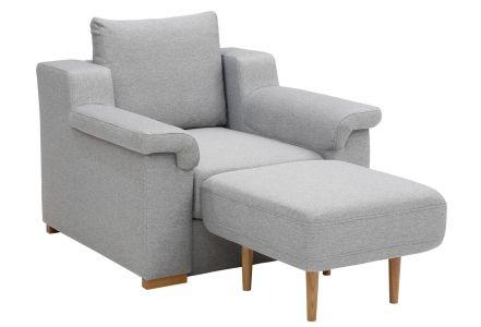 Krēsls - Tiny (Izvelkams ar veļas kasti)