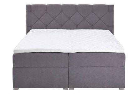 Kontinentālā gulta 140x200 - Meike (ar veļas kasti)